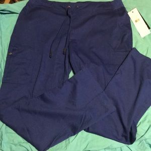 NWT greys anatomy scrub bottoms